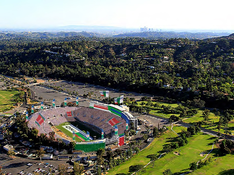 Los Angeles (Rose Bowl)